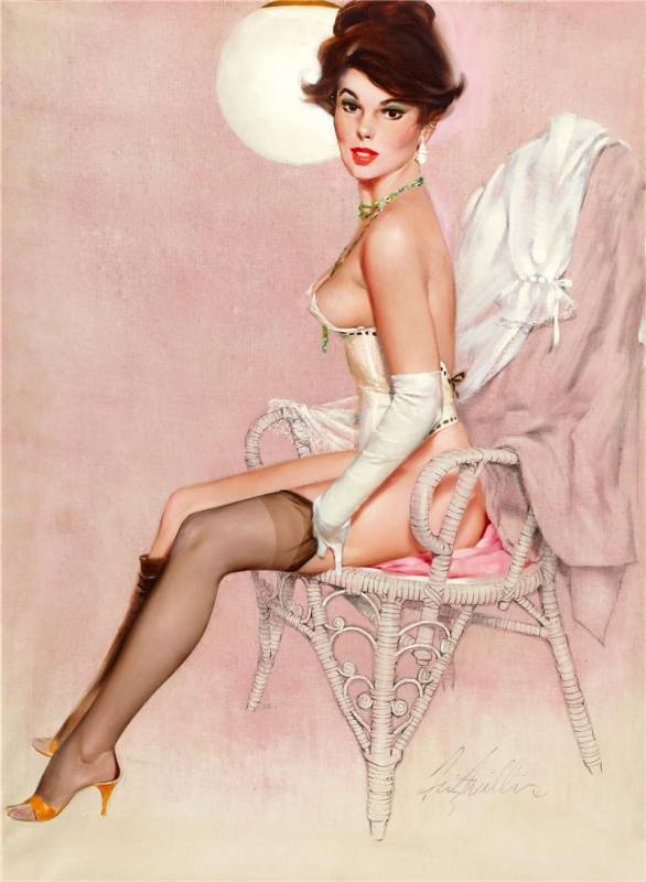 Girls~Pin-Up Girls