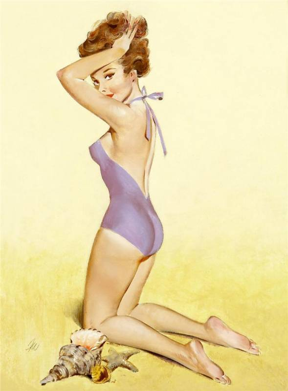 Пинап.Pin-Up Girls