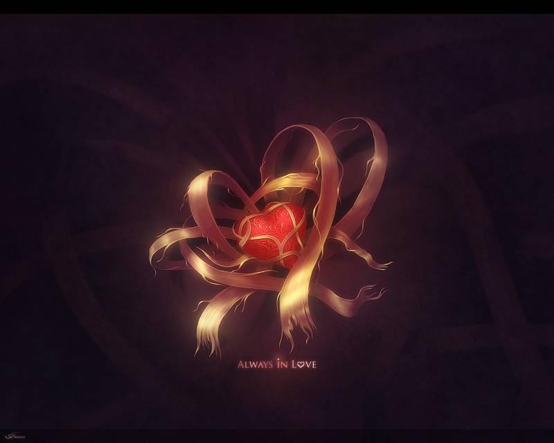 Любовь навсегда.Романтические фоны